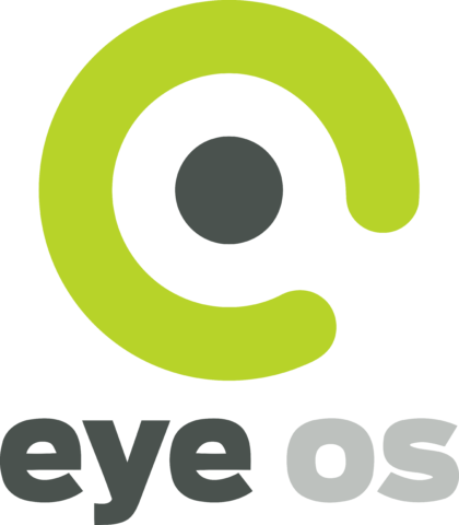 eyeOS Logo full