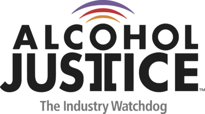 Alcohol Justice Logo