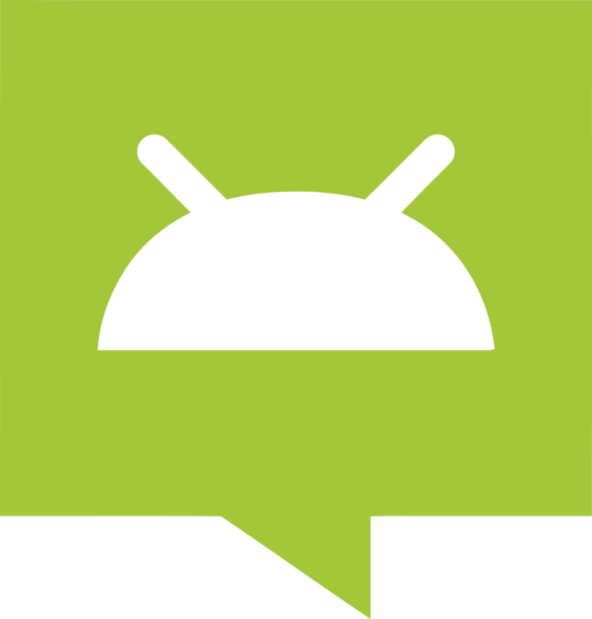 Android and Me Logo