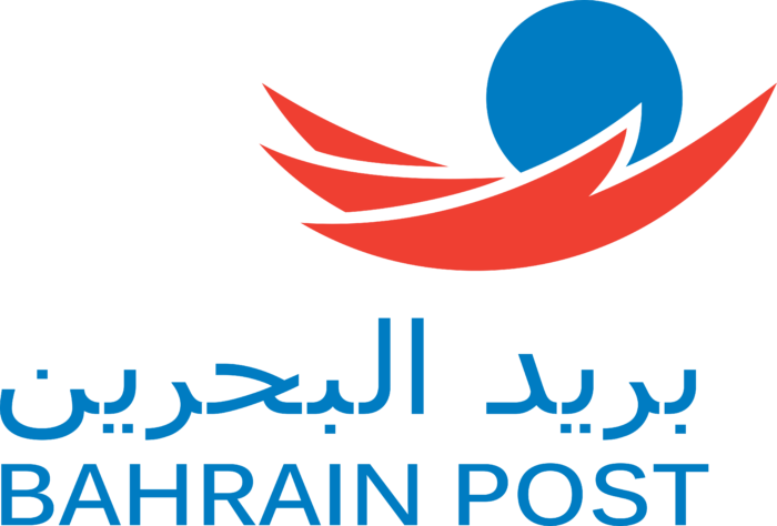 Bahrain Post Logo