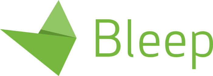 Bleep Messenger Logo