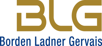 Borden Ladner Gervais Logo