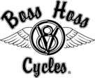 Boss Hoss Cycles Logo