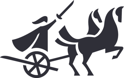 Boudicca Logo horse