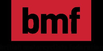 British Motorcyclists Federation Logo