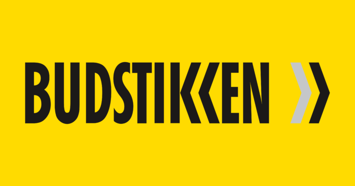 Budstikken Logo