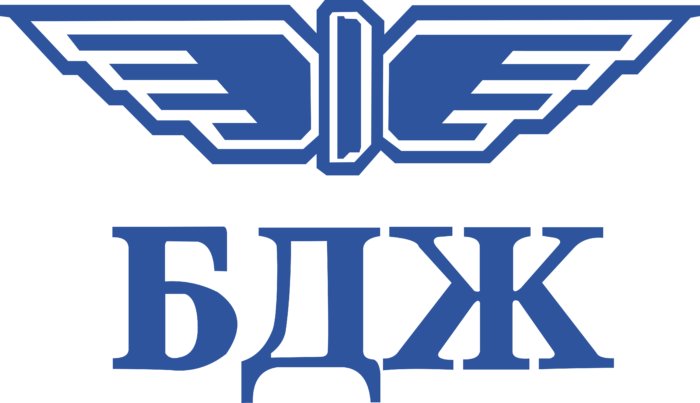 Bulgarian State Railways Logo