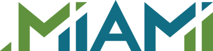 Domain .Miami Logo