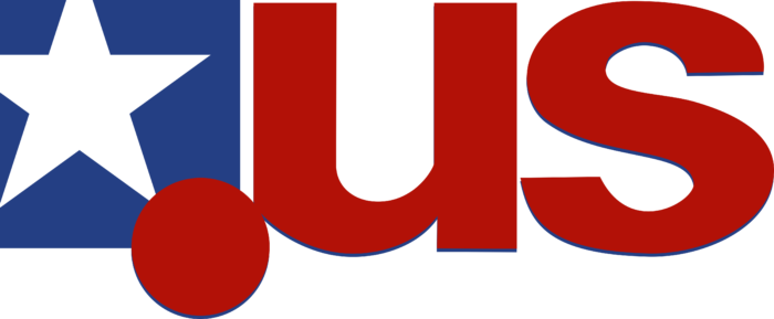 Domain .US Logo