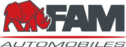 FAM Automobiles Logo