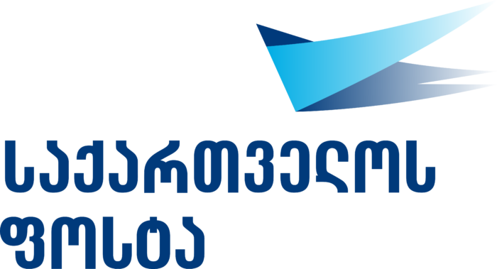 Georgian Post Logo