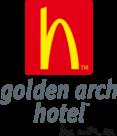 Golden Arch Hotel Logo