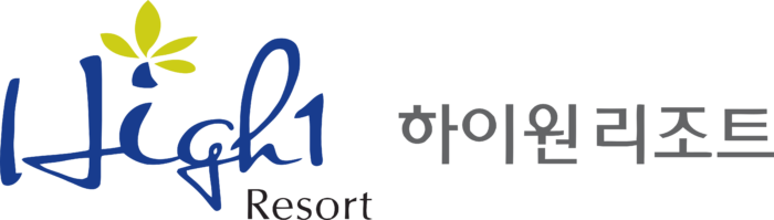 High1 Ski Resort Logo