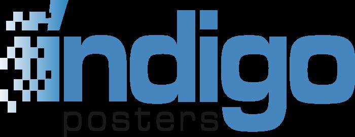 Indigo Posters Logo