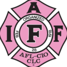 International Association Fire Fighters Logo