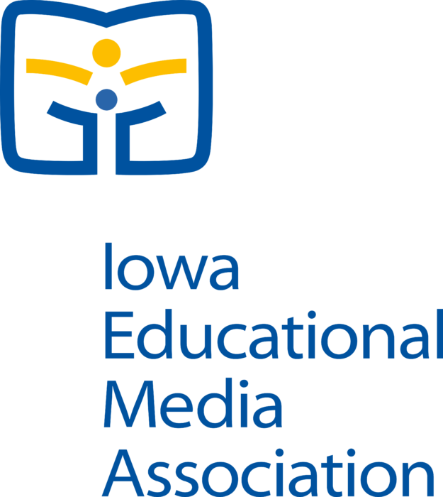 Iowa Educational Media Association Logo