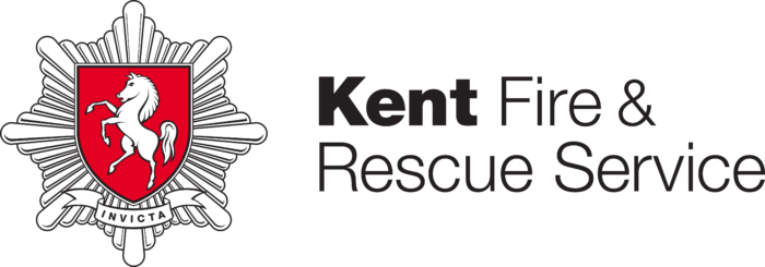 Kent Fire and Rescue Service Logo