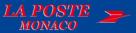 La Poste de Monaco Logo