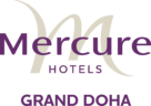 Mercure Grand Doha Logo
