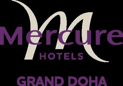 Mercure Grand Doha Logo
