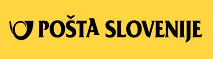 Pošta Slovenije Logo