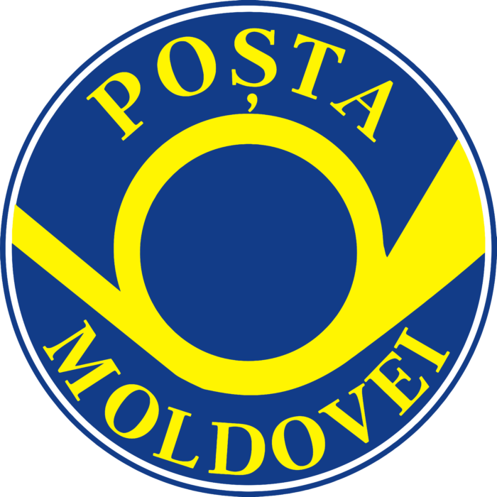 Post of Moldova Logo