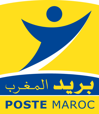 Poste Maroc Logo