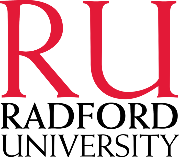 Radford University Logo old
