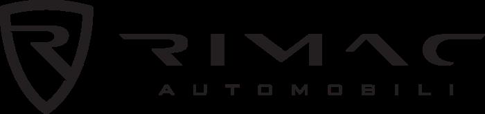 Rimac Automobili Logo horizontally
