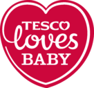 Tesco Loves Baby Logo