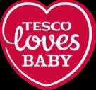 Tesco Loves Baby Logo