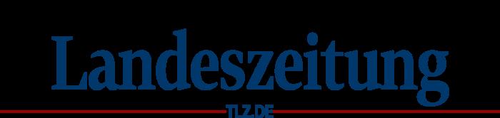 Thüringische Landeszeitung Logo text