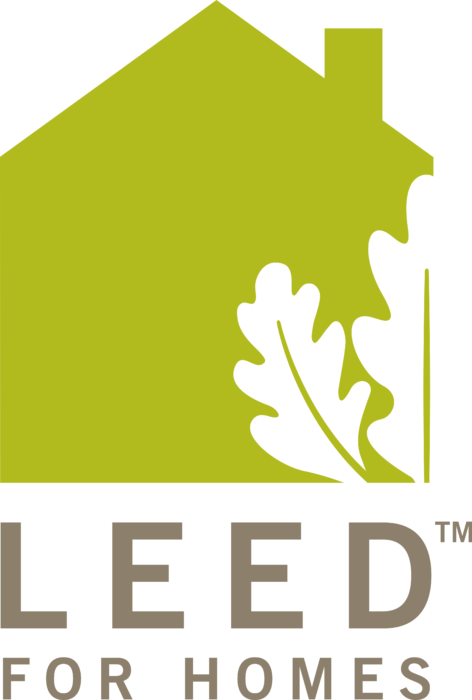 US Green Building Council Logo house