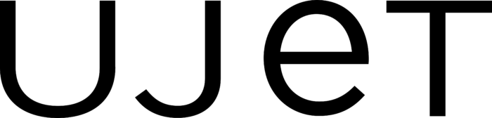 Ujet Logo text