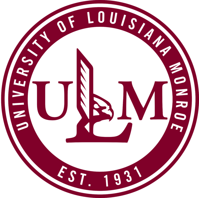 University of Louisiana at Monroe Logo