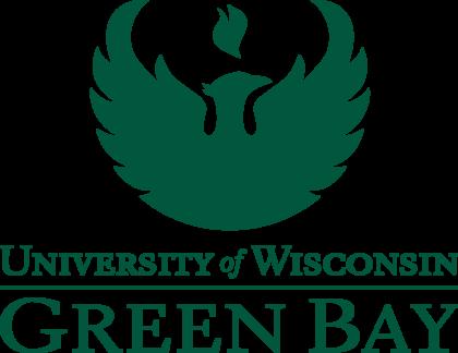 University of Wisconsin–Green Bay Logo green