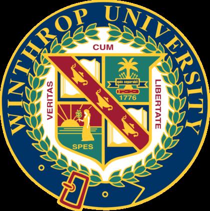 Winthrop University Logo full