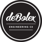 deBolex Engineering Logo