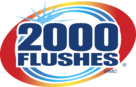 2000 Flushes Logo