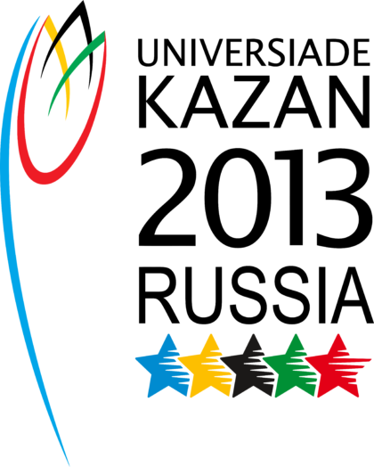 2013 Summer Universiade Logo