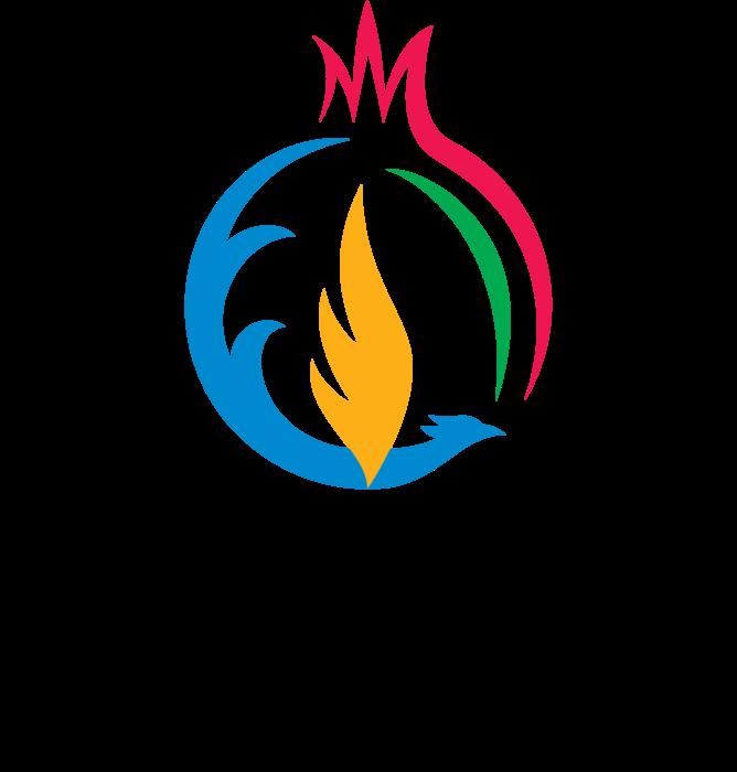 2015 Avropa Oyunları, Baku 2015 European Games Logo