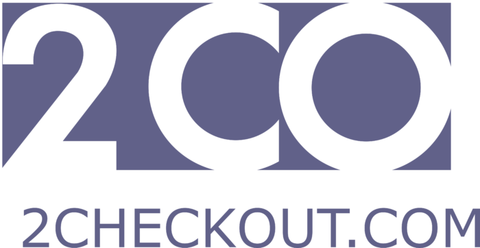 2CheckOut Logo old full