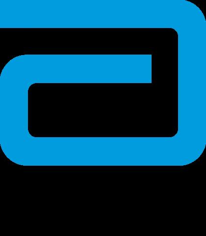 Abbott Laboratories Logo blue