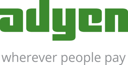 Adyen Logo full