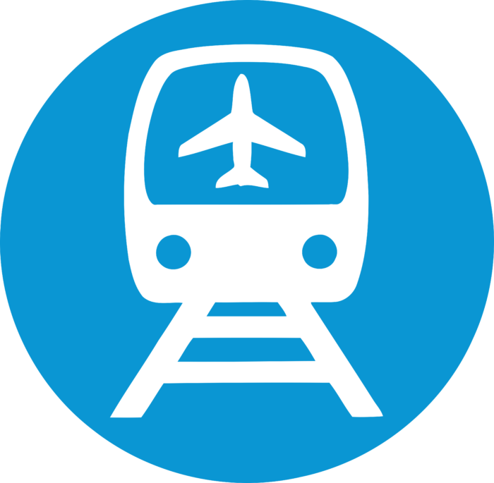 Airport Railroad Express Logo