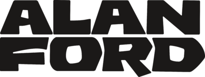 Alan Ford Logo