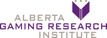 Alberta Gaming Research Institute Logo