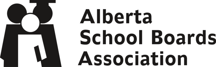 Alberta School Boards Association Logo old