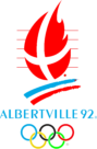 Albertville 1992, XVI Winter Olympic Games Logo