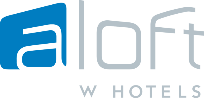 Aloft Hotels Logo blue